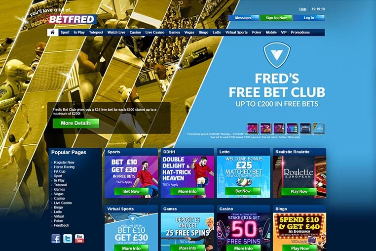 Betfred Promo Codes for 2019 – Get Your Best Bonus